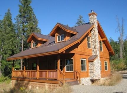 Строительство деревянных домов из кедра
