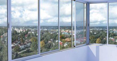 Заказ балконного остекления